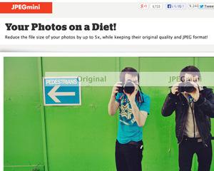 JPEGmini 画像圧縮 使い方