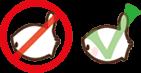 利用規約 利用可能範囲 禁止事項 アイコン 『日々一素材』 『日々一素材パントリー/イチパン!』