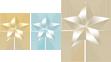 フリー素材 イラスト クリスマスツリーデコレーション ベツレヘムの星 サンプル