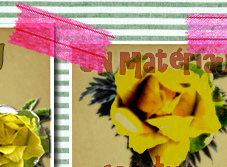 春 花 ポピー イラスト素材 フリー素材 マスキングテープ 紙素材