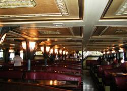 フリー写真素材 お花見 水上バス 隅田川 船 TOKYO CROOZ