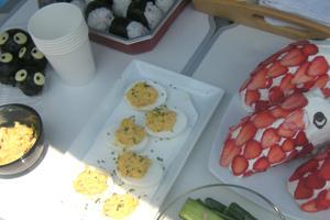ピクニック お弁当 ランチ