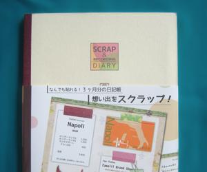 SCRAP&RECORDING DIARY 家計簿 スクラップ