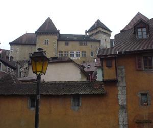 写真 ヨーロッパ 教会 町並み